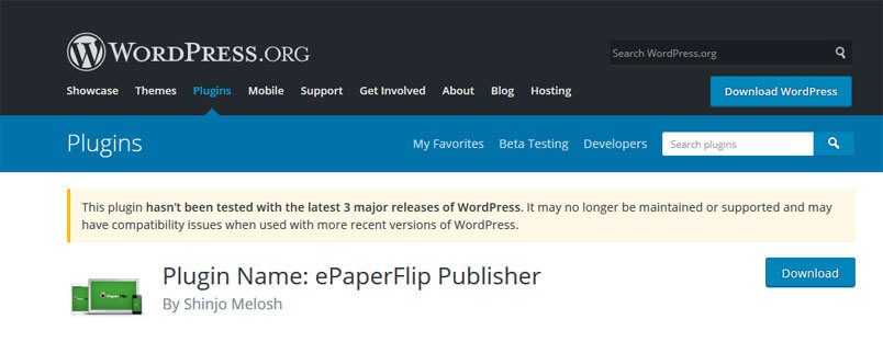 ePaperflip Publisher