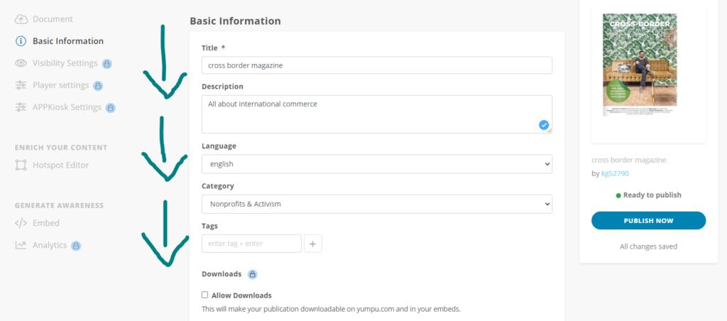 basic-information-html5-flipping-book